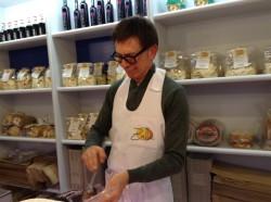 zalla roma, pasta fresca